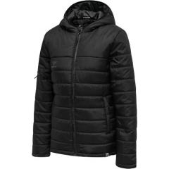 Doudoune  HmlNorth Quilted Hood Lady noir