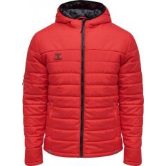 Doudoune  HmlNorth Quilted Hood JR rouge