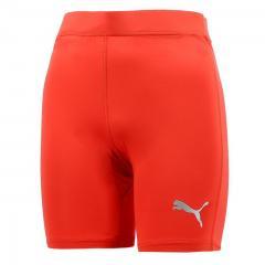 Liga Baselayer Short Tight red