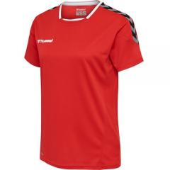 Maillot Authentic Lady rouge