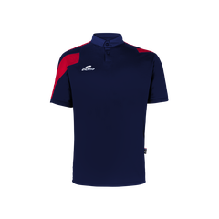 Polo Action marine/rouge