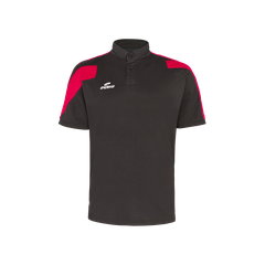 Polo Action noir/rouge