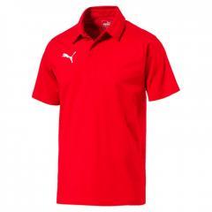 Liga Casuals Polo JR red