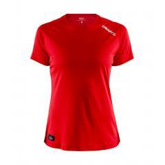 T-shirt Community fonction Lady rouge