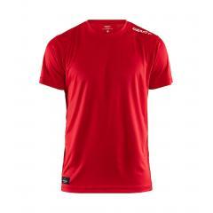 T-shirt Community fonction SR rouge