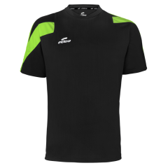 Teeshirt Action noir/vert