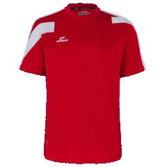 Teeshirt Action rouge/blanc