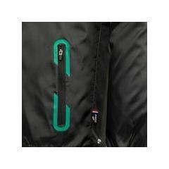 Coupe vent Zephyr JR noir/vert