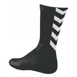 Chaussettes Hummel Indoor Elite noir/blanc