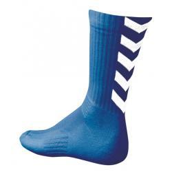 Chaussettes Hummel Indoor Elite bleu roy/blanc