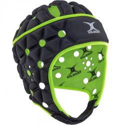 Casque Air noir/lime SR