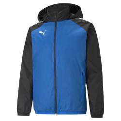 All weather jacket JR bleu/noir