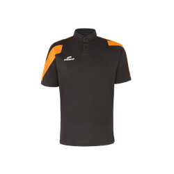 Polo Action noir/orange