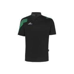 Polo Action noir/vert