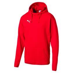 Liga Casuals Hoody JR red
