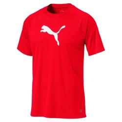 Liga Sideline Tee JR red