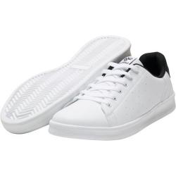 chaussures Busan JR blanc/rouge
