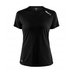T-shirt Community fonction Lady noir