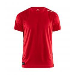 T-shirt Community fonction JR rouge
