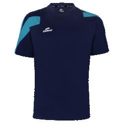 Teeshirt Action marine/turquoise