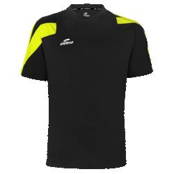 Teeshirt Action noir/jaune