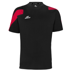 Teeshirt Action noir/rouge