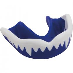 Protège-dents Synergie Viper bleu/blanc